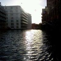 Photo taken at London Waterbus Company by Lara B. on 9/29/2012