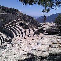 9/10/2013 tarihinde Harun 3.ziyaretçi tarafından Termessos'de çekilen fotoğraf