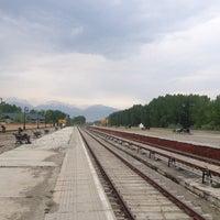 Photo taken at Srinagar Railway Station by Shivani G. on 5/6/2014