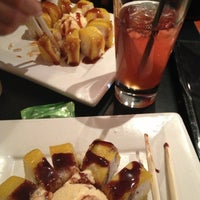 Photo taken at Sushi Roll by Juan A. on 4/9/2013