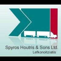 Photo taken at Spyros Houtris & Sons Ltd by Στελλα on 7/8/2014