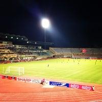 Photo taken at Stadium Darul Aman by WMFiaaz ™. on 5/13/2013