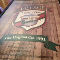 Photo taken at Village Tavern & Grill by Kurt E Z. on 12/31/2012