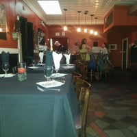 Photo taken at Vitor's Bistro by Dustin M. on 8/9/2013