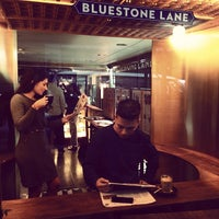 10/12/2013にBluestone LaneがBluestone Lane Coffee Shopで撮った写真