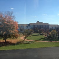 Photo taken at Wyndham Virginia Crossings by Brian H. on 10/21/2012