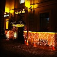 Снимок сделан в James Cook Pub & Cafe пользователем Pavel P. 1/18/2013