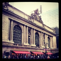 Foto tomada en Grand Central Terminal por Gaëlle M. el 10/5/2013