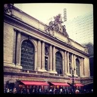Foto diambil di Grand Central Terminal oleh Gaëlle M. pada 10/5/2013