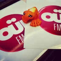Photo taken at Ouï FM by Gaëlle M. on 12/30/2015
