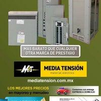 Foto tirada no(a) Media Tensión - Matriz Zona Río por Media Tensión - Matriz Zona Río em 9/5/2013