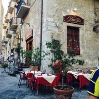 Photo taken at Ristorante Duomo by Derya K. on 8/5/2015