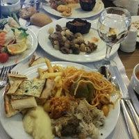 Photo taken at Crystal Restaurant by Beltekin R. on 7/1/2015