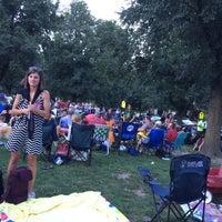 Photo taken at Bidwell Summer Concert Series by Malinda on 8/20/2014