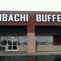 Photo taken at Hibachi Buffet by ThatAngelo f. on 9/29/2013