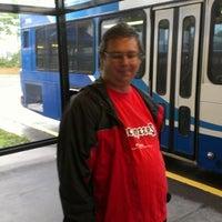 Photo taken at HART Northwest Transfer Center by Jason E. on 11/6/2012