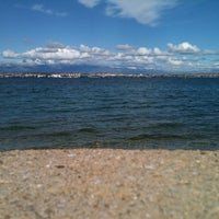 Photo taken at Marina Preko by Kasandra I. on 9/13/2014
