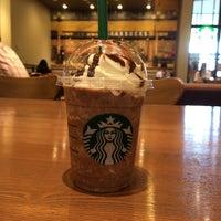 Photo taken at Starbucks by Masumi I. on 5/3/2014