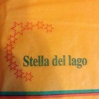 Das Foto wurde bei Ristorante Stella del lago von Nishki am 6/15/2013 aufgenommen