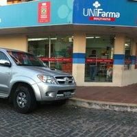 Photo taken at Brazfarma Drogaria - Unifarma - Farmácia Popular by João Paulo A. on 8/14/2013