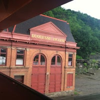 Photo taken at Duquesne Incline by Lindsay A. on 5/23/2013