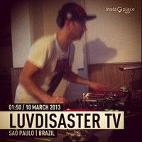Photo taken at LuvDisaster TV by Clovis R. on 3/10/2013
