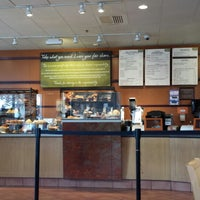 Photo taken at Panera Cares - A Community Cafe by Rodolpho P. on 11/24/2013