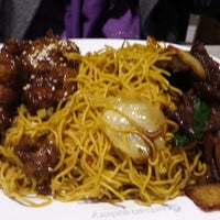 Photo taken at Szechuan Express by Rodolpho P. on 11/16/2013