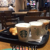 Photo taken at Starbucks by Shroog A. on 8/13/2017