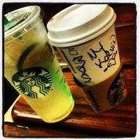 Photo taken at Starbucks by kelvin andrius h. on 10/18/2012