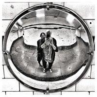 Photo taken at Clapham North London Underground Station by Fabien B. on 10/7/2012