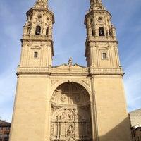 Photo taken at Logroño by Riccardo B. on 10/12/2013