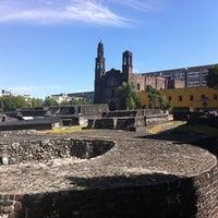Foto tomada en Zona Arqueológica Tlatelolco por Jose Luis S. el 12/28/2012