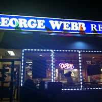 Photo taken at George Webb Restaurants by Michael A. on 8/1/2013