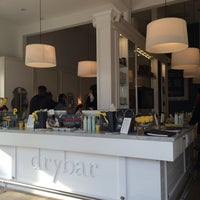 Photo taken at Drybar by Laura K. on 12/8/2013