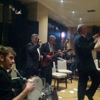 Photo taken at The Grape by Orestis P. on 12/24/2012