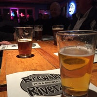 Photo taken at Brewster River Pub & Grill by Michael B. on 3/6/2015