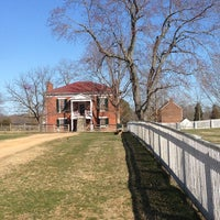 Photo taken at Appomattox Court House National Historical Park by marfdrat F. on 3/14/2013