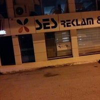 Photo taken at Ses Reklam by Murat Can S. on 5/1/2016