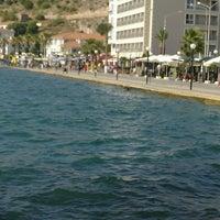 Photo taken at Marin Cafe by Gözde Ç. on 8/20/2013