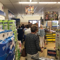 Photo taken at LIDL by Dennis D. on 5/30/2018