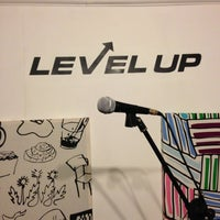 Photo taken at Level Up Studio by Emir Y. on 9/26/2013