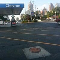 Photo taken at Chevron by Nick N. on 8/29/2013
