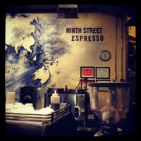 Photo taken at Ninth Street Espresso by Risa K. on 3/13/2013