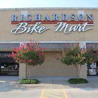 Photo taken at Richardson Bike Mart by Richardson Bike Mart on 7/30/2013