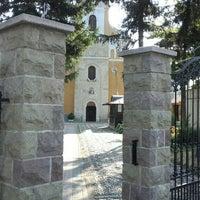 Photo taken at Црква Св. Тројице (Саборна црква Краљево) by Kardžo on 7/28/2016