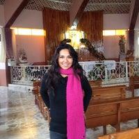 Photo taken at Santuario Del Señor De Los Imposibles by Ana Lau on 12/30/2013