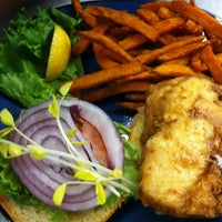 Photo taken at Fish Tale Grill by Merrick Seafood by Fish Tale Grill by Merrick Seafood on 8/20/2013