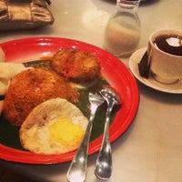 Photo taken at Desa Cafe by mayfa m. on 6/21/2014
