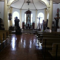 Photo taken at Mater Dolorosa by marilou p. on 5/14/2014